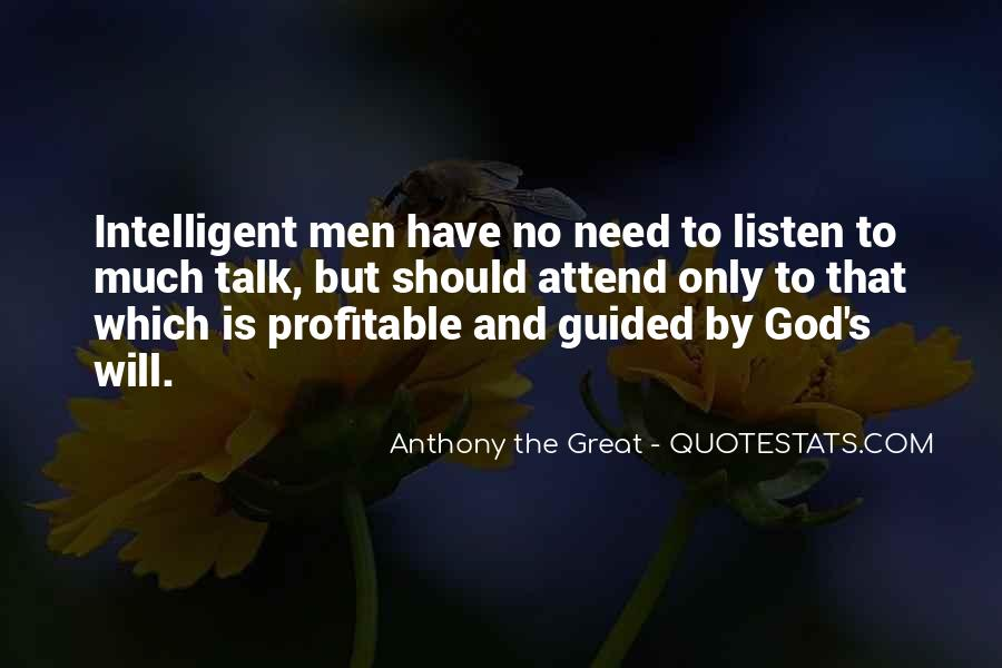 God Will Listen Quotes #810171