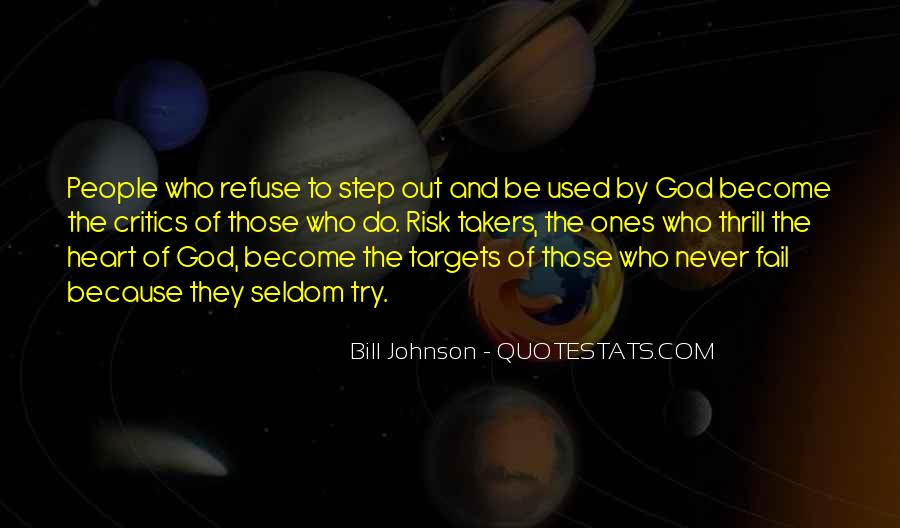 God Will Never Fail Us Quotes #1422142