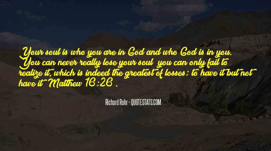 God Will Never Fail Us Quotes #148260