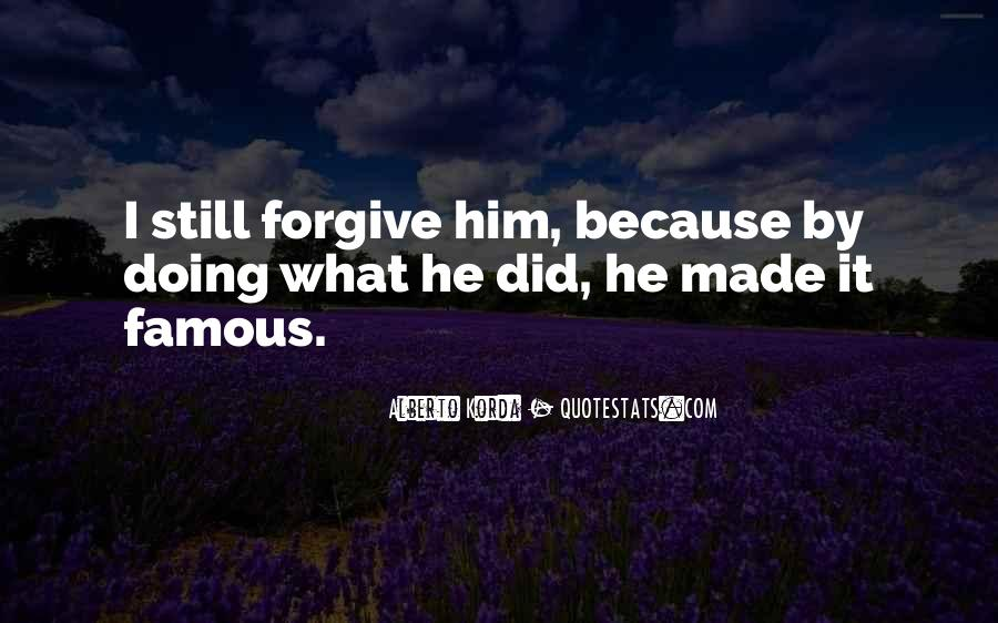 God Will Never Forgive You Quotes #43286