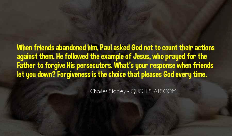 God Will Never Forgive You Quotes #43615