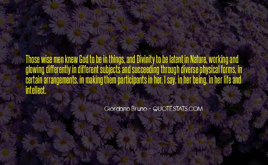God Working Through Others Quotes #1444124