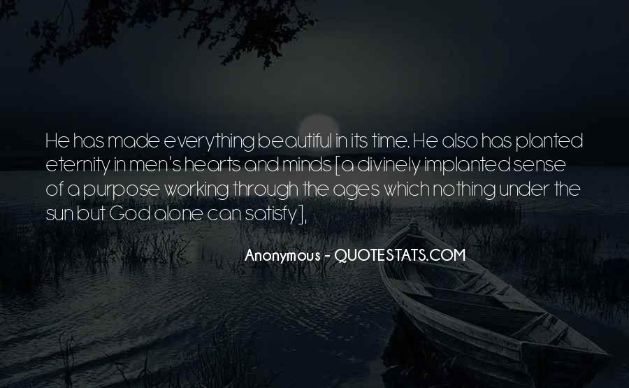 God Working Through Others Quotes #514859