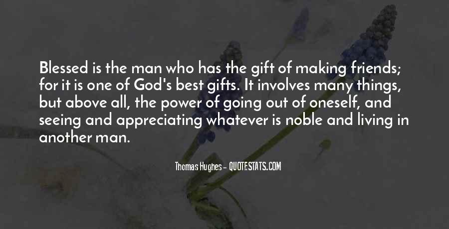 God's Gift Of Friendship Quotes #626352