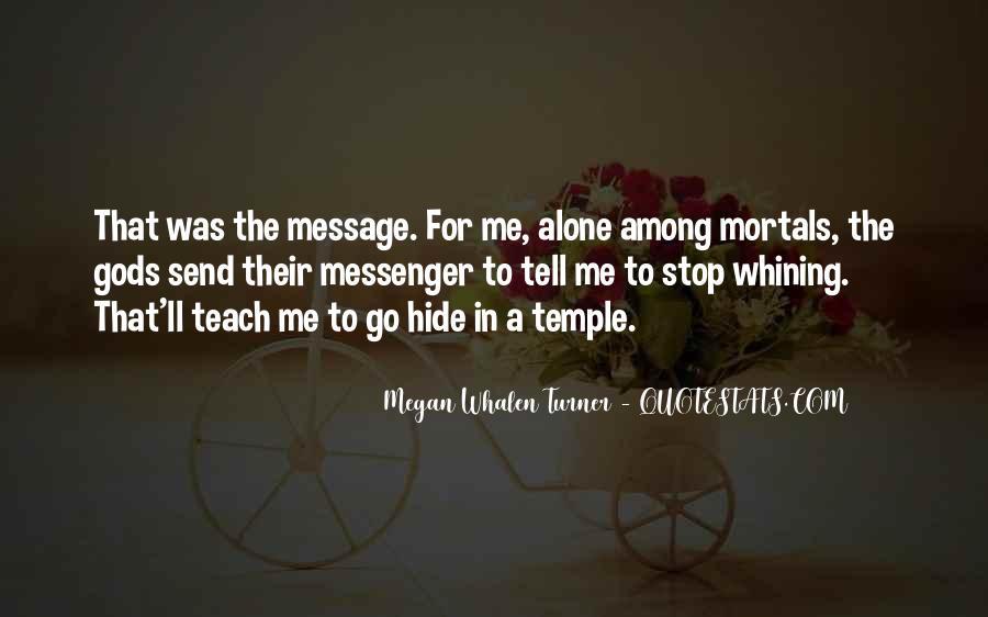Gods And Mortals Quotes #1113897