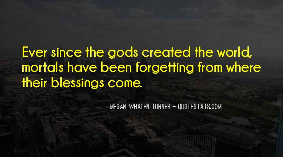 Gods And Mortals Quotes #1434718