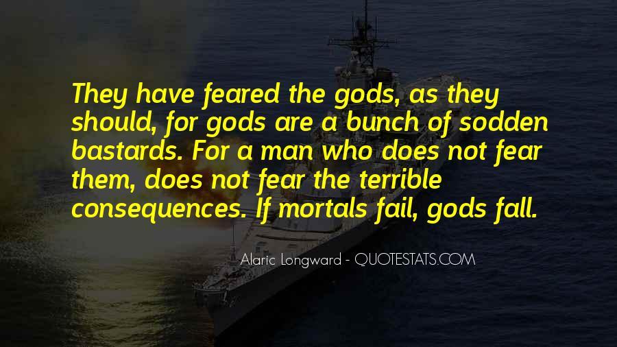 Gods And Mortals Quotes #1800142