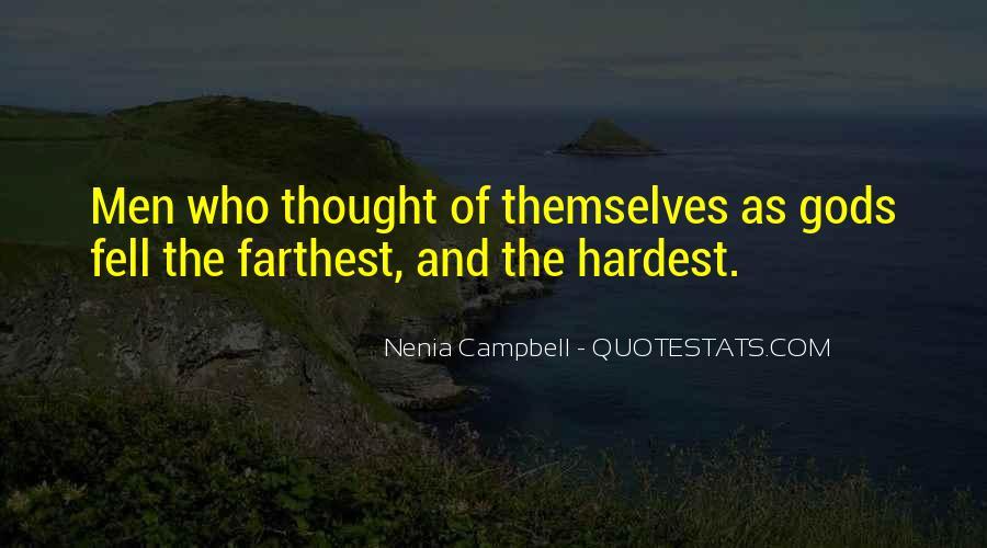 Gods And Mortals Quotes #1855894