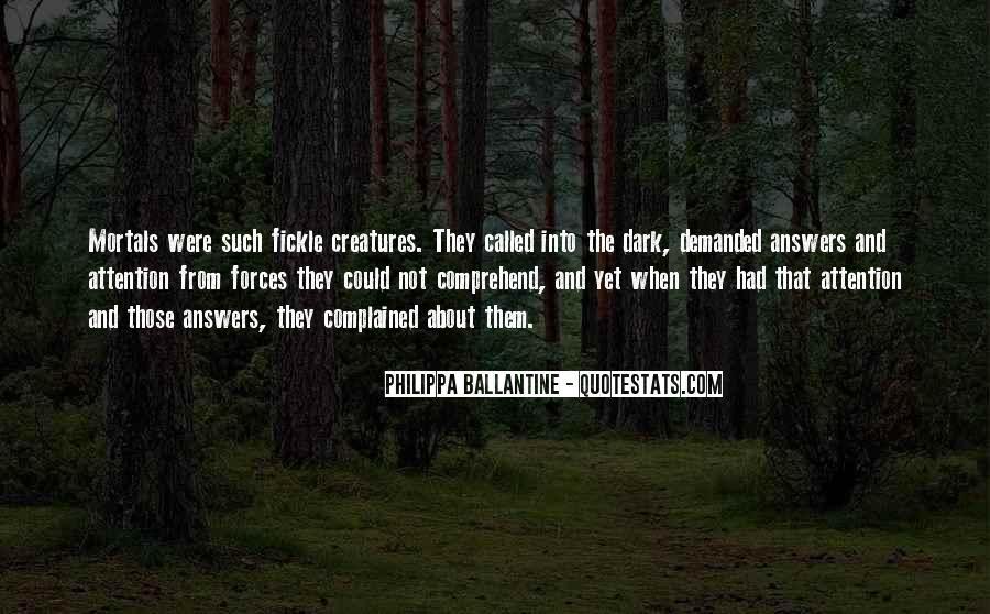 Gods And Mortals Quotes #475871