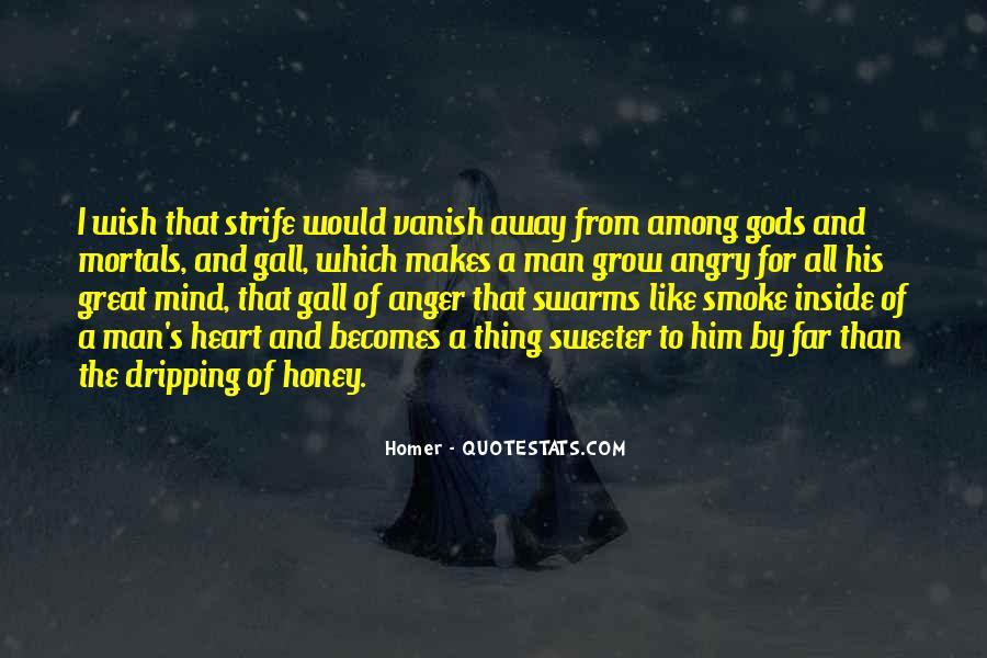 Gods And Mortals Quotes #895630
