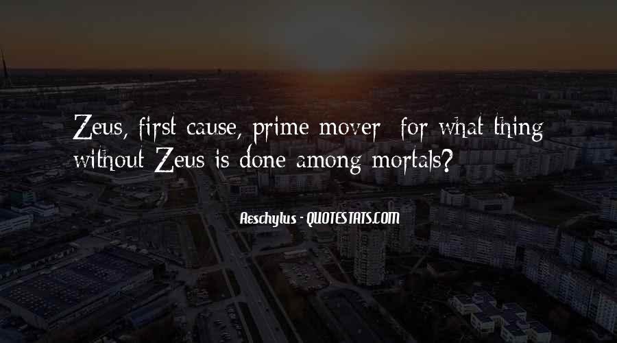 Gods And Mortals Quotes #950825