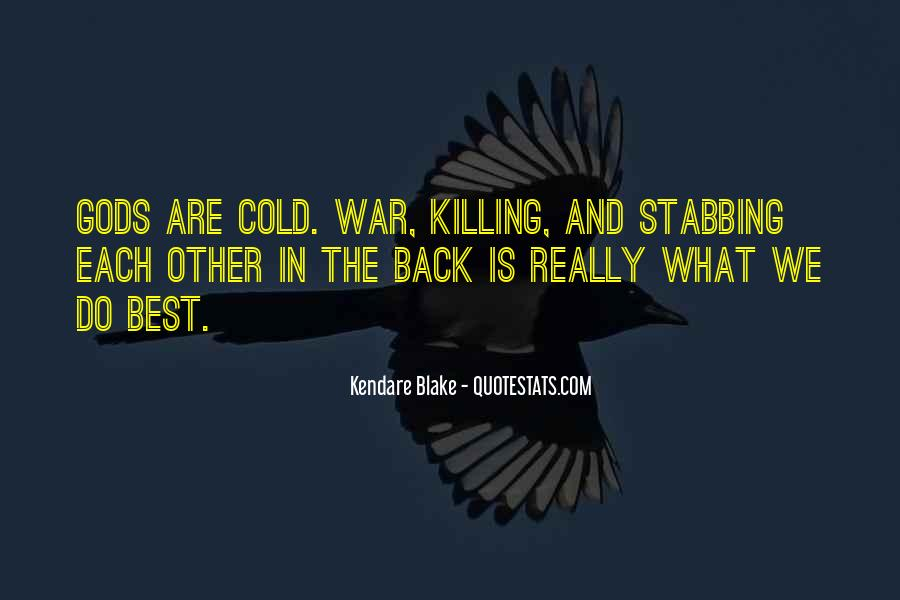 Gods At War Quotes #161949