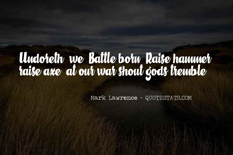 Gods At War Quotes #798466