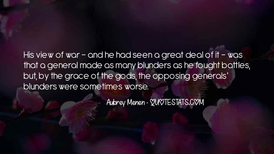 Gods At War Quotes #826090
