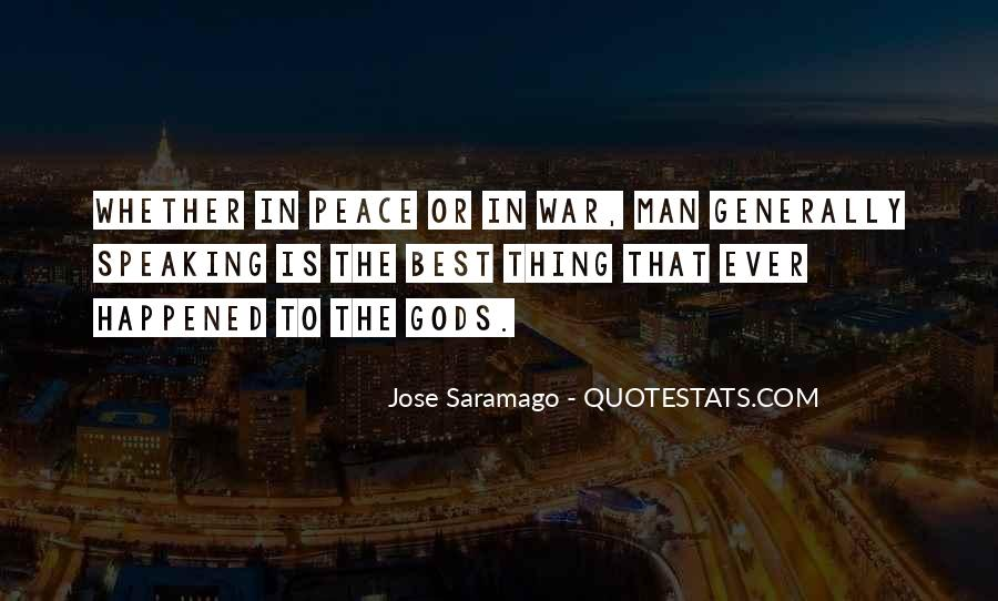 Gods At War Quotes #930400