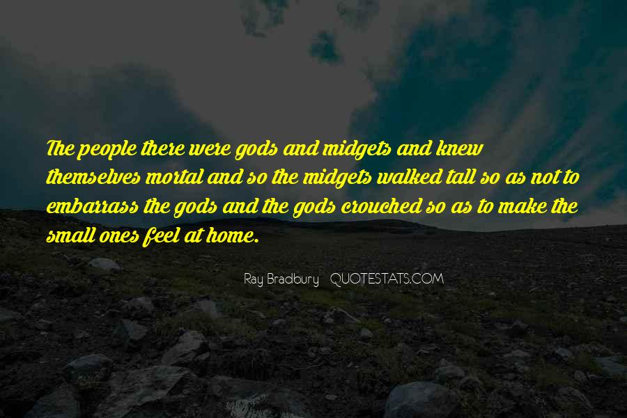 Gods Themselves Quotes #828009