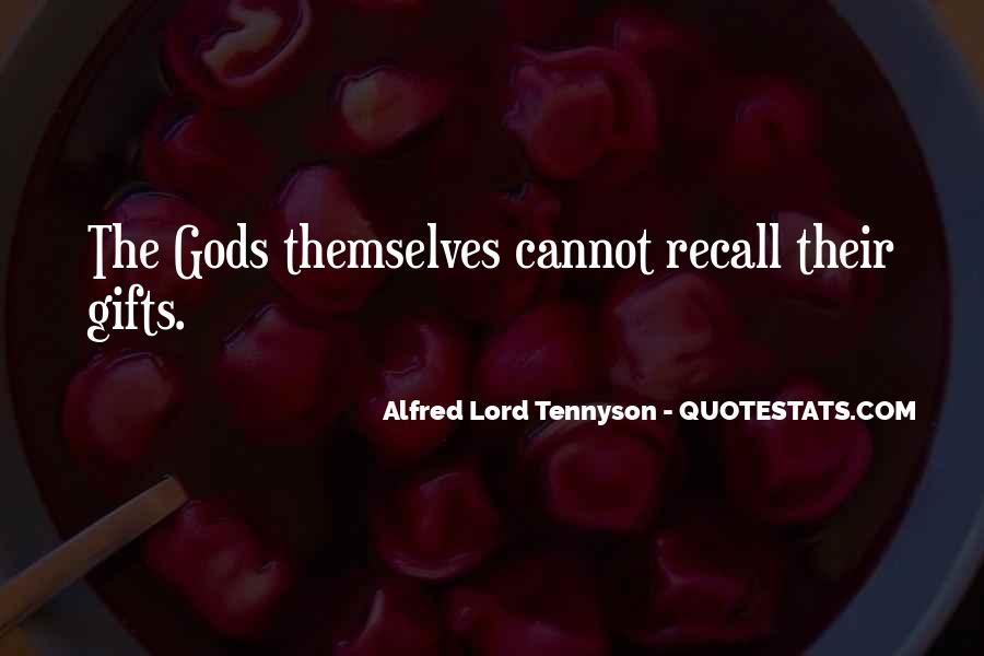 Gods Themselves Quotes #835278