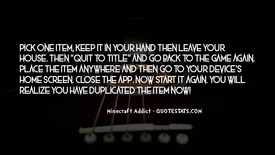 Going Back Home Again Quotes #806006