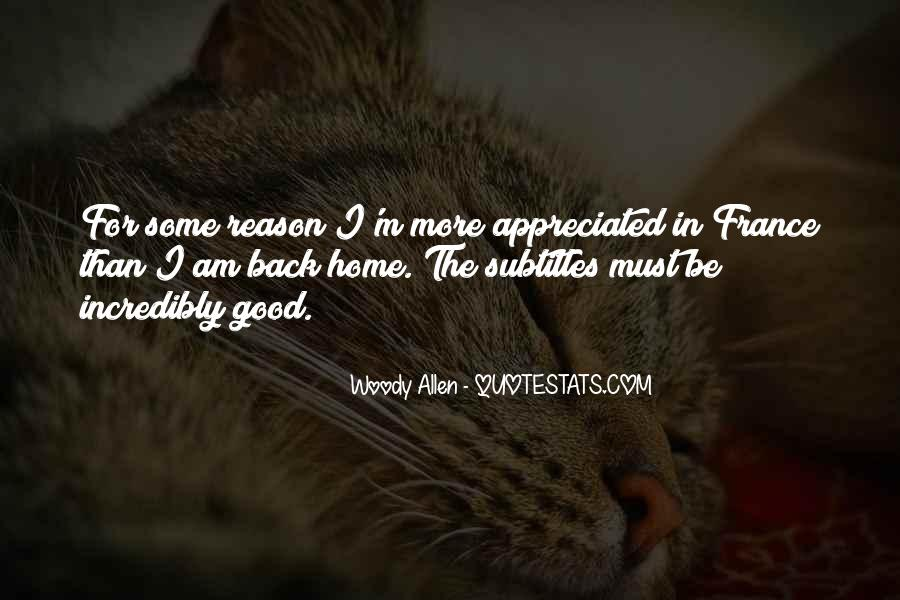 Going Back Home Soon Quotes #35322
