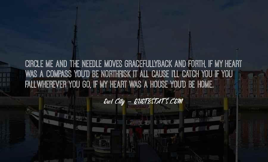 Going Back Home Soon Quotes #35560