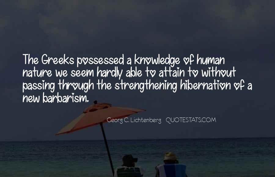 Going Into Hibernation Quotes #1135001