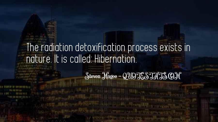 Going Into Hibernation Quotes #547605