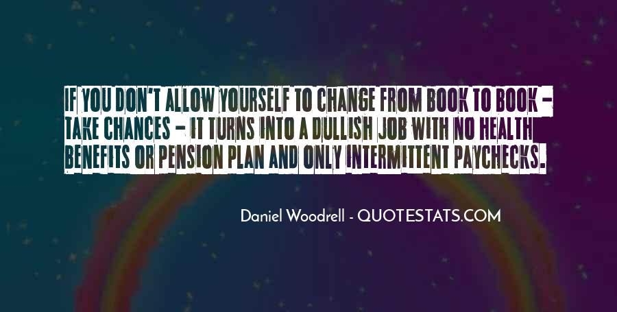 Going On Pension Quotes #102222