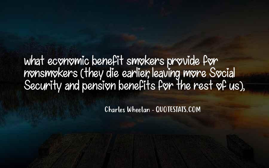 Going On Pension Quotes #131312