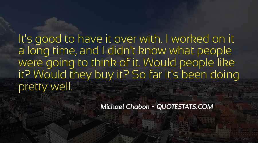 Going So Far Quotes #287024