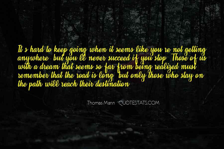 Going So Far Quotes #524132