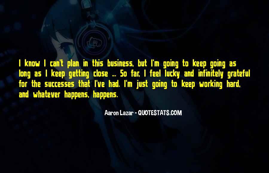 Going So Far Quotes #554622
