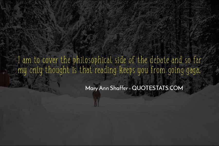 Going So Far Quotes #81836