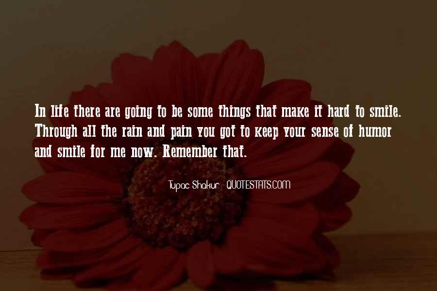 Going Through Some Things Quotes #1244594
