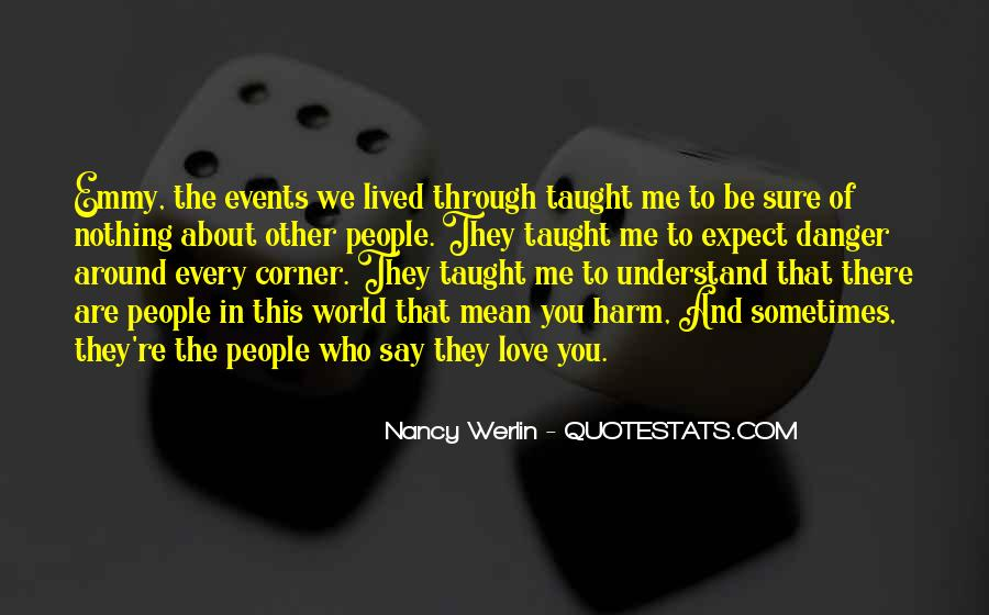 Going Through Some Things Quotes #1391