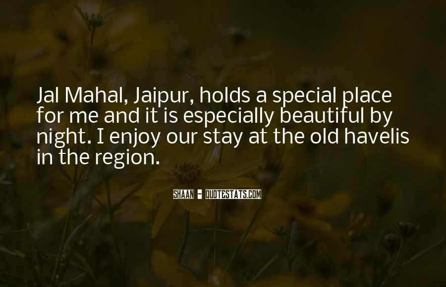 Going To Jaipur Quotes #201265