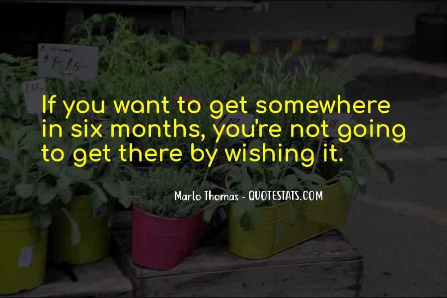 Going To Somewhere Quotes #220977