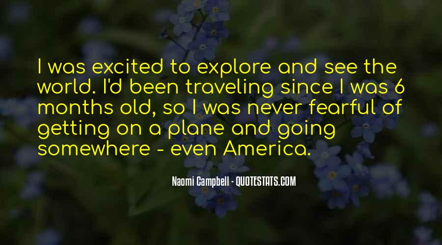 Going To Somewhere Quotes #502597