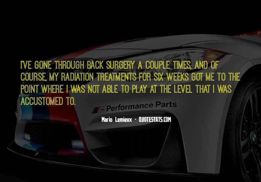 Going Under Surgery Quotes #51568