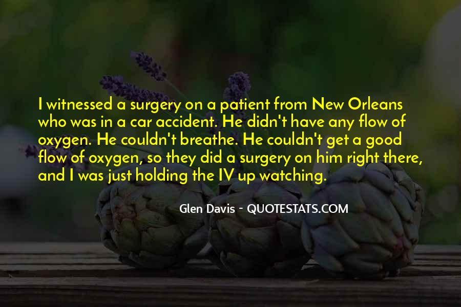 Going Under Surgery Quotes #60258
