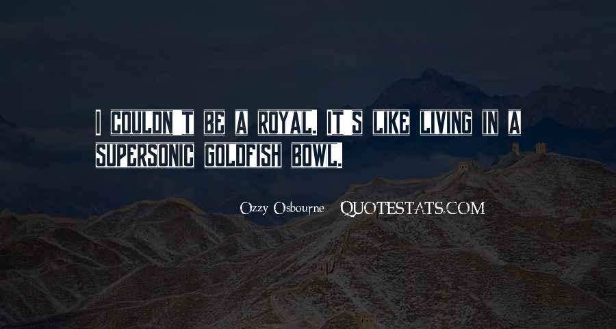 Goldfish Bowl Quotes #1326514