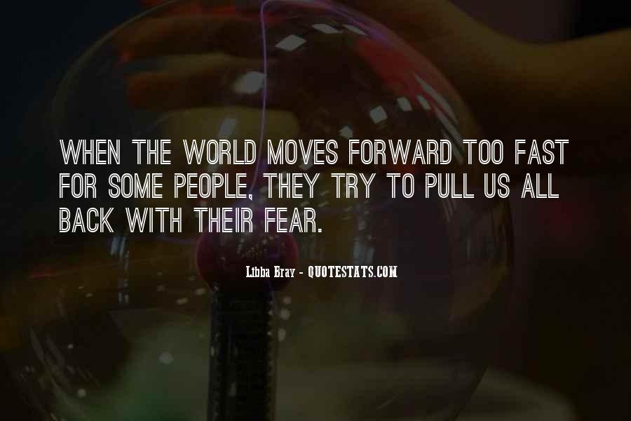 Gone So Fast Quotes #10834