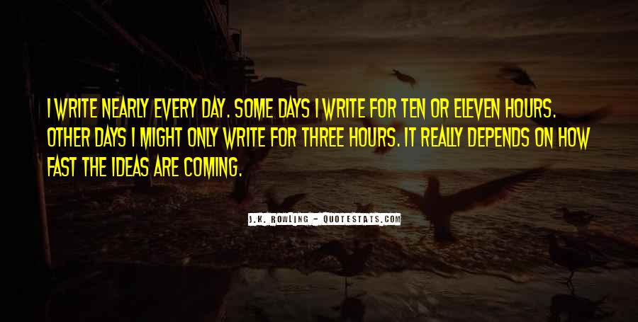 Gone So Fast Quotes #18175