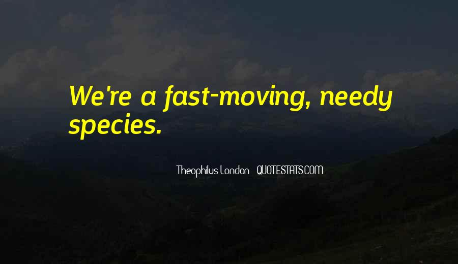 Gone So Fast Quotes #25077