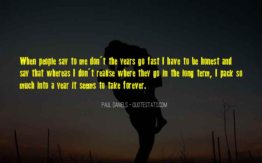 Gone So Fast Quotes #27367