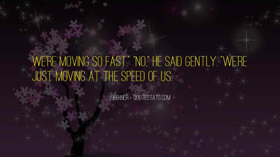 Gone So Fast Quotes #32451
