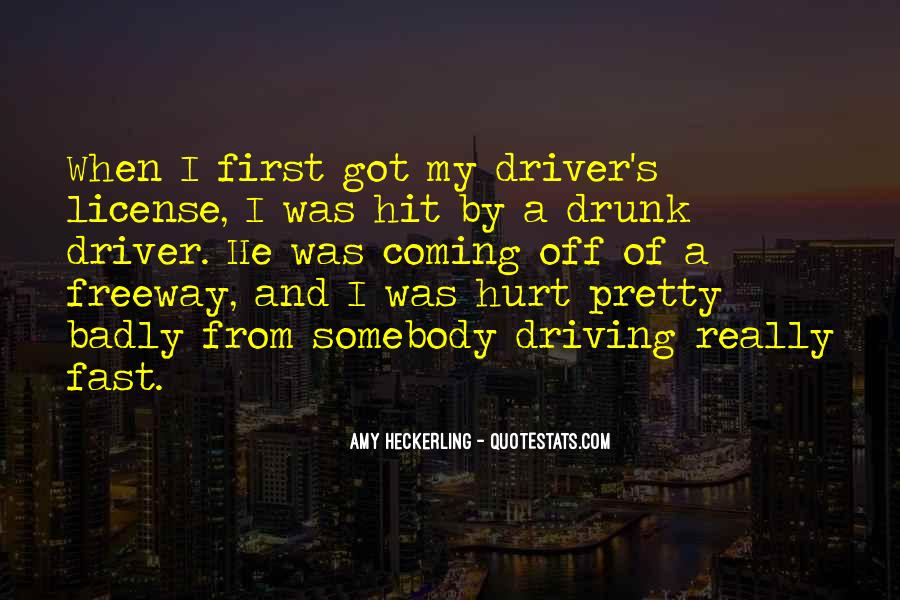 Gone So Fast Quotes #34839