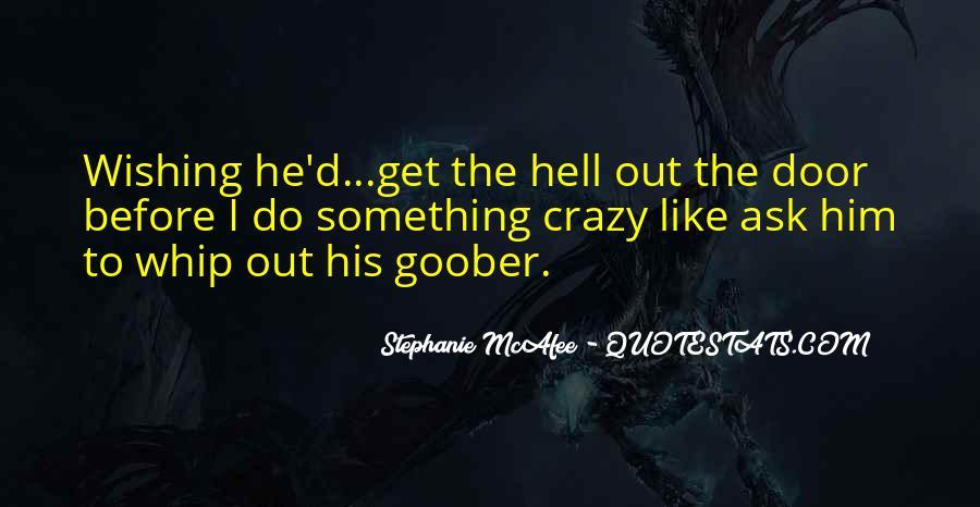 Goober Quotes #747327