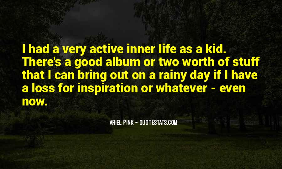 Good Active Life Quotes #1469726