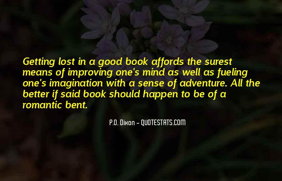 Good Adventure Quotes #1101188