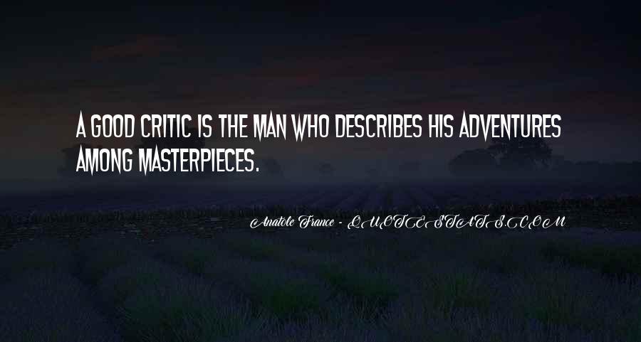Good Adventure Quotes #1219525